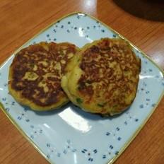 土豆饼 蔬菜饼