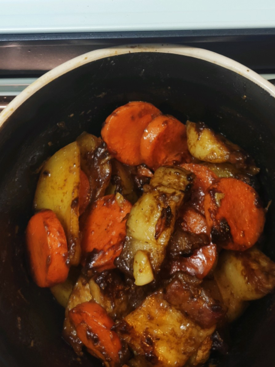 下饭硬菜,红烧肉的做法