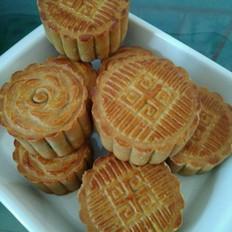 南瓜仁牛肉蓉月饼