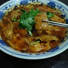 麻辣水煮肉片