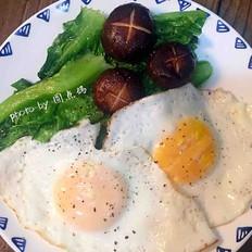 完美的煎蛋的做法