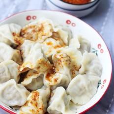 红萝卜猪肉饺子