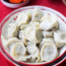 白菜牛肉饺子