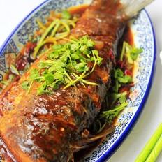 辣椒酱烧鱼