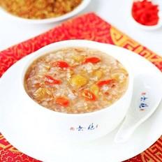 红米桂圆粥