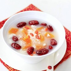 醪糟木瓜甜汤