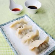 西葫芦猪肉饺子