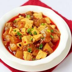 冬瓜燒豆腐的做法大全