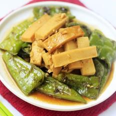 虎皮千叶豆腐