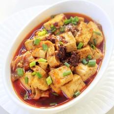蟹棒烧豆腐