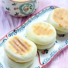 香豆子发面饼