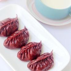 西葫芦鸡蛋蒸饺