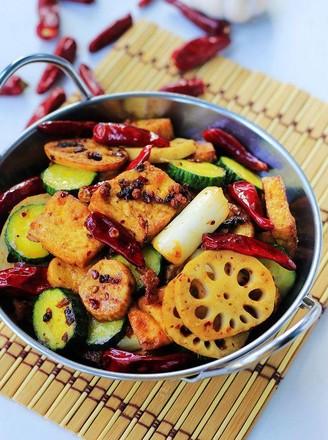 素干锅的做法