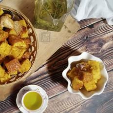 椰香蜂蜜面包脆