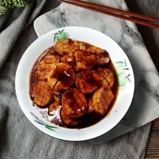 酱烧杏鲍菇