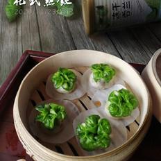 花式蒸饺——象形白菜饺