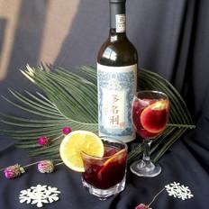 圣诞轰趴怎能无酒?水果味的圣诞热红酒送给不会喝酒的你!