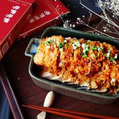 麻辣米粉蒸排骨(火锅底料版)