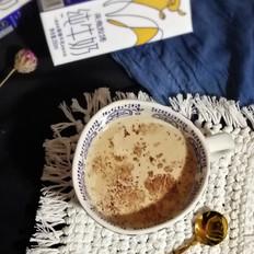 姜汁红糖暖宫奶