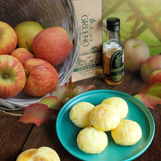 蘋果餡蘇式月餅的做法