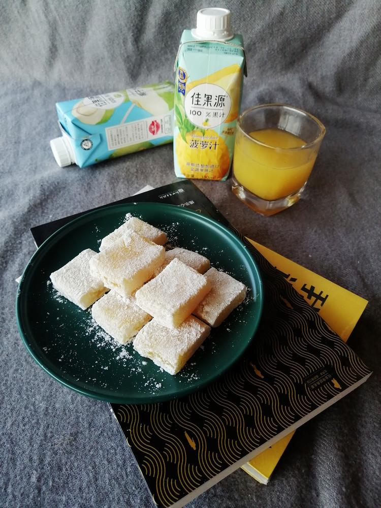 土耳其果汁软糖的做法