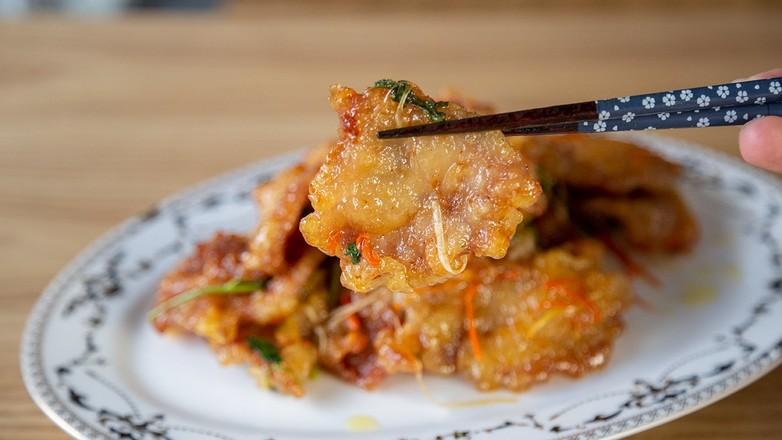 东北硬菜~锅包肉的做法