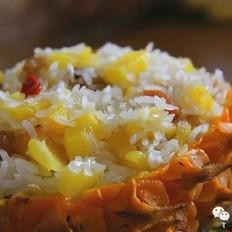 吃菠萝的季节之菠萝炒饭