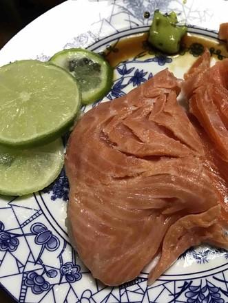 簡易三文魚餐的做法