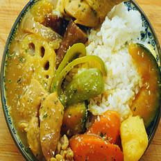 北海道蔬菜汤咖喱