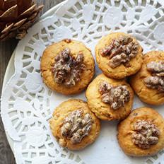核桃酥小饼干