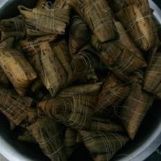 蜜枣葡萄干粽