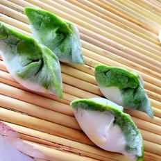 玉白菜水饺