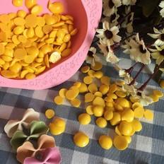 蛋黄溶豆(宝宝辅食、零食)