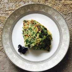 藜麦蔬菜饼