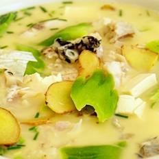 苦瓜豆腐鱼头汤