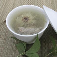 菊花排骨汤