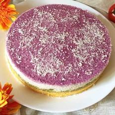 多彩松糕  神仙糕