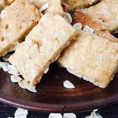 奶酪燕麦饼干