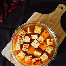 微波香辣豆腐