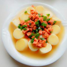 浇汁日本豆腐