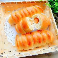 玉米肠面包