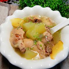 冬瓜炖鸭汤
