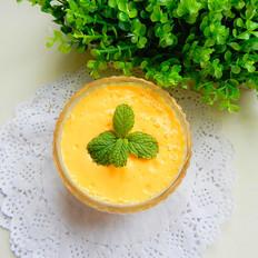 芒果酸奶昔
