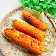 盐椒烤玉米