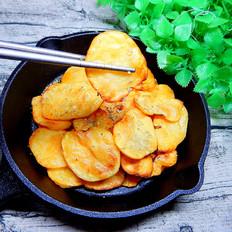 香烤土豆片
