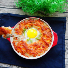鸡蛋焗饭九阳
