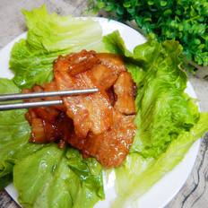 黑胡椒五花肉片