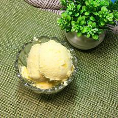 酸奶冰淇淋的做法
