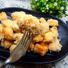 香酥三文鱼块