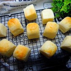 方砖牛奶面包